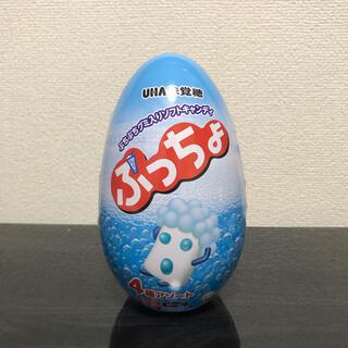 ユーハミカクトウ(UHA味覚糖)のぷっちょ 4種アソート 缶ケース付 ソーダ柄(キャラクターグッズ)