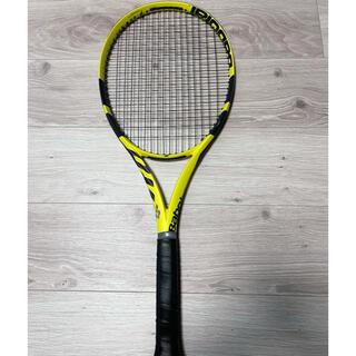 Babolat - バボラ ピュアアエロチーム 2019 硬式テニスラケット グリップサイズ2