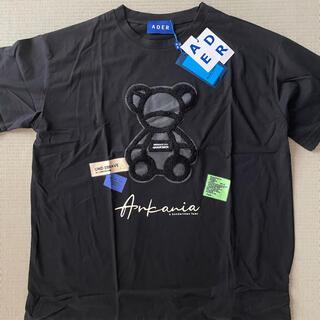 メゾンキツネ(MAISON KITSUNE')のADERERROR アーダーエラー Tシャツ(Tシャツ/カットソー(半袖/袖なし))