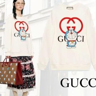 グッチ(Gucci)のjast様専用 定価約15万 GUCCI★ ドラえもんグッチ XXS(トレーナー/スウェット)
