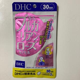 ディーエイチシー(DHC)のDHC香るブルガリアンローズカプセル(口臭防止/エチケット用品)