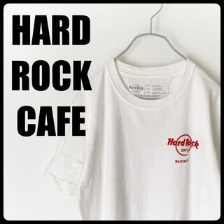 ロックハード(ROCK HARD)の■ハードロックカフェ■ 古着 Tシャツ メンズ レディース レアデザイン(Tシャツ/カットソー(半袖/袖なし))