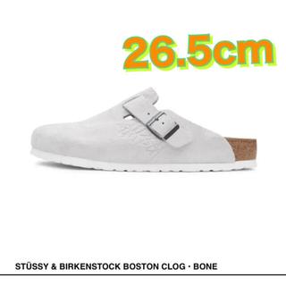 ステューシー(STUSSY)のStussy × Birkenstock boston pink ストューシー(サンダル)