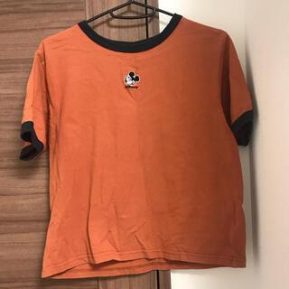 ヘザー(heather)のヘザー ミッキー Tシャツ(Tシャツ(半袖/袖なし))