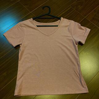 グレイル(GRL)の紫 tシャツ(Tシャツ/カットソー(半袖/袖なし))