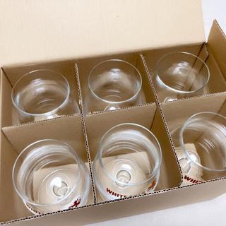 サッポロ(サッポロ)のホワイトベルグ ビールグラス 6脚セット(グラス/カップ)