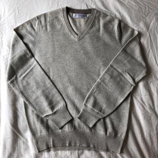 ブルネロクチネリ(BRUNELLO CUCINELLI)のブルネロクチネリ サイズ46 カシミヤ  ニット セーター ロロピアーナ(ニット/セーター)