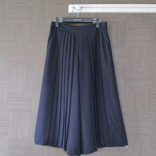 leilian - ネミカ(レリアン)NEMIKA 濃紺 ネイビー パンツ 11 日本製 美品