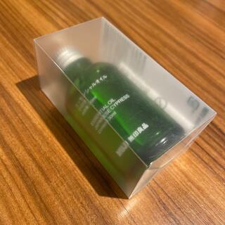 ムジルシリョウヒン(MUJI (無印良品))の新品 無印良品 エッセンシャルオイル ひのき 30ml(エッセンシャルオイル(精油))