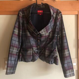 Vivienne Westwood - vivienne westwood 美型❤︎ チェックジャケット