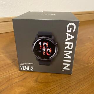 ガーミン(GARMIN)のガーミン venu2   ブラック 未使用(トレーニング用品)
