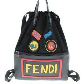 フェンディ(FENDI)のFENDI バックパック・リュック レディース(リュック/バックパック)