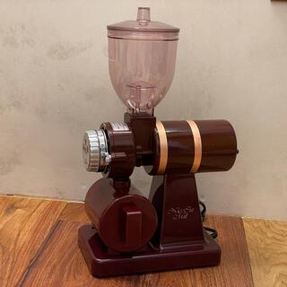 カリタ(CARITA)のカリタ ナイスカットミル KH-100(電動式コーヒーミル)