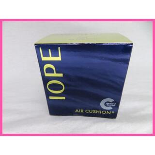 アイオペ(IOPE)の新品未開封 アイオペ エアクッションエッセンスカバーJ21Jベージュ15g×2個(ファンデーション)
