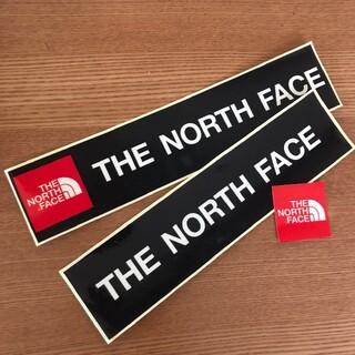 ザノースフェイス(THE NORTH FACE)の(激安3枚セット)THE NORTH FACE ステッカーセット(その他)