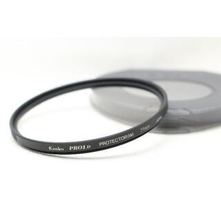 Kenko - Kenko PRO1D PROTECTOR(W) 77mm ケース付  0391
