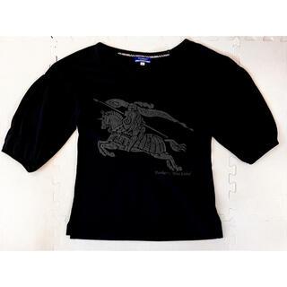 バーバリー(BURBERRY)の【美品】★バーバリー★BURBERRY★トップス★38★M(Tシャツ(長袖/七分))