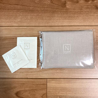 【新品】N organic (エヌオーガニック)マルチケース おまけ付き(サンプル/トライアルキット)