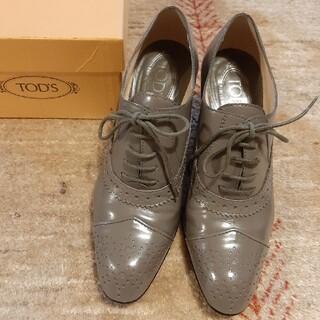 トッズ(TOD'S)のTOD'S レースアップヒール靴(ハイヒール/パンプス)