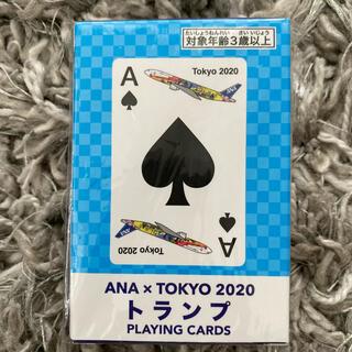 エーエヌエー(ゼンニッポンクウユ)(ANA(全日本空輸))の【新品】ANA トランプ オリンピック(トランプ/UNO)