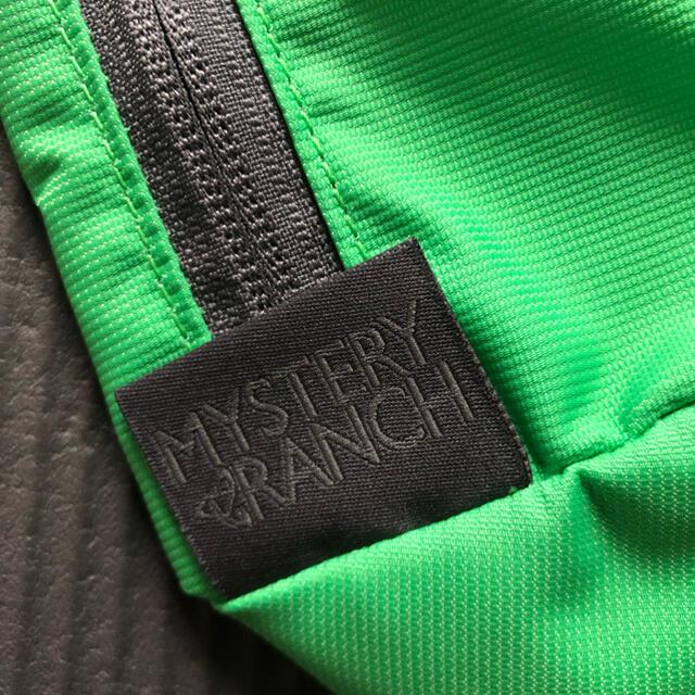 MYSTERY RANCH(ミステリーランチ)のMYSTERY RANCH・ミステリーランチ◆ZOID BAG・登山・キャンプ レディースのファッション小物(ポーチ)の商品写真