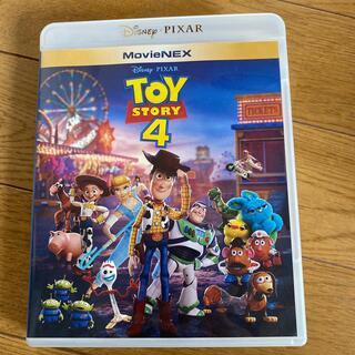 トイストーリー(トイ・ストーリー)のトイ・ストーリー4 MovieNEX Blu-ray(キッズ/ファミリー)