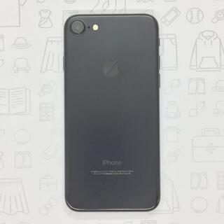 アイフォーン(iPhone)の【B】iPhone 7/32GB/355849081839459(スマートフォン本体)
