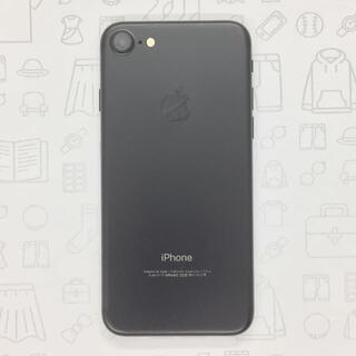 アイフォーン(iPhone)の【B】iPhone 7/32GB/355845081691288(スマートフォン本体)
