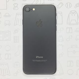 アイフォーン(iPhone)の【B】iPhone 7/32GB/355337086450894(スマートフォン本体)