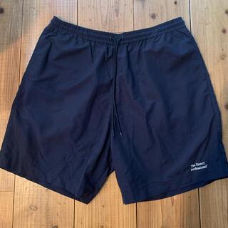 ワンエルディーケーセレクト(1LDK SELECT)のennoy nylon shorts navy XL エンノイ ナイロンショーツ(ショートパンツ)