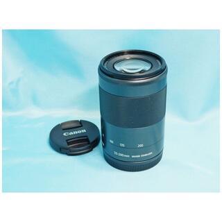 キヤノン(Canon)のCanon EF-M 55-200mm F4.5-6.3 IS STM(レンズ(ズーム))
