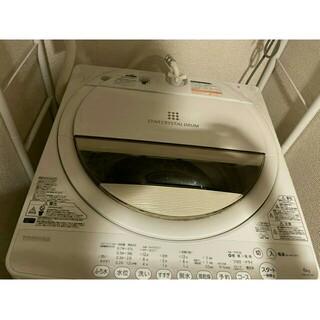 東芝 - 東芝6キロ洗濯機