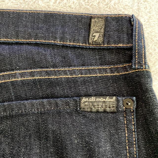 7 for all mankind(セブンフォーオールマンカインド)の7 For All Mankind スリム デニム/ジーンズ レディースのパンツ(デニム/ジーンズ)の商品写真