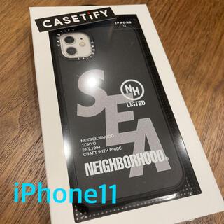 ネイバーフッド(NEIGHBORHOOD)のケースティファイ ネイバーフッド ウィンダンシー iPhone11ケース(iPhoneケース)