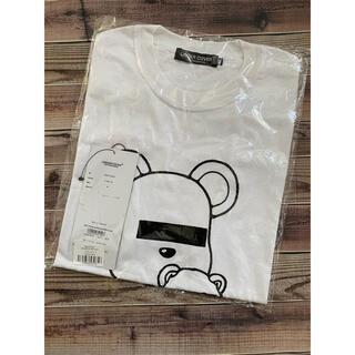 メディコムトイ(MEDICOM TOY)のUNDERCOVER × BE@RBRICK 半袖Tシャツ(Tシャツ/カットソー(半袖/袖なし))