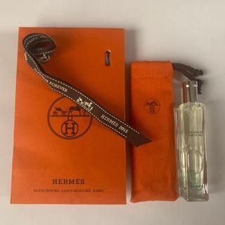 Hermes - 【新品・未使用】  HERMES エルメス ナイルの庭 オードトワレ 15ml