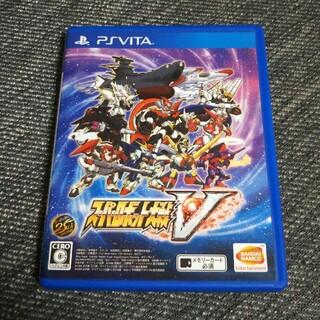 バンダイナムコエンターテインメント(BANDAI NAMCO Entertainment)のスーパーロボット大戦V Vita(携帯用ゲームソフト)
