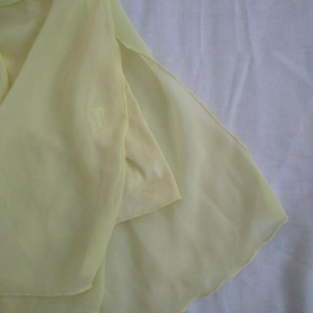 MISCH MASCH(ミッシュマッシュ)のMISCH MASCH キャミソール 黄色 レディースのトップス(キャミソール)の商品写真