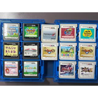 ニンテンドー3DS(ニンテンドー3DS)の3DS DS ソフト まとめ売り(家庭用ゲームソフト)