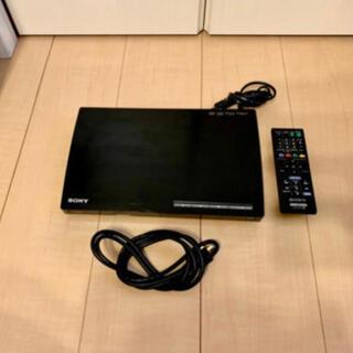 ソニー(SONY)のSONY ブルーレイディスクプレイヤー/DVDプレーヤー BDP-S190(ブルーレイプレイヤー)