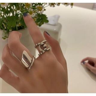 アリシアスタン(ALEXIA STAM)の2個セット silver925 シルバーリング 指輪(リング(指輪))
