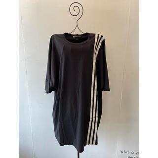 ワイスリー(Y-3)のY-3 Tシャツ ストライプ(Tシャツ/カットソー(半袖/袖なし))