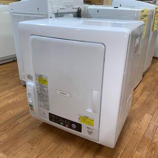 日立 - (洗浄・検査済み)HITACHI 乾燥機 6.0kg 2020年製
