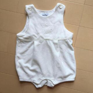 baby Dior - ベビーディオール ロンパース 70 日本製