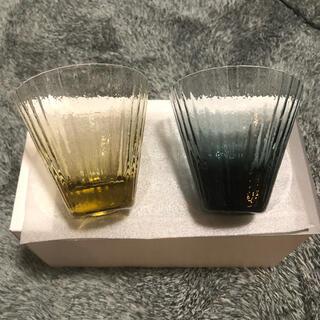 スガハラ(Sghr)のsghr スガハラ キーラ グラス 2個セット(グラス/カップ)