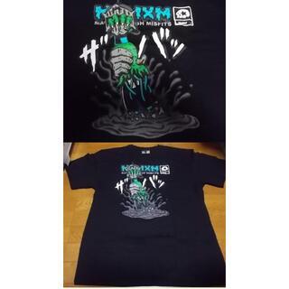 マジカルモッシュミスフィッツ(MAGICAL MOSH MISFITS)の未使用 キン肉マン Tシャツ XL mxmxm MAGICAL MOSH (Tシャツ/カットソー(半袖/袖なし))