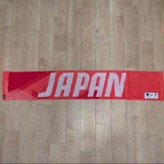 アシックス(asics)のアシックス JAPAN オリンピック 応援 マフラータオル スポーツタオル(応援グッズ)