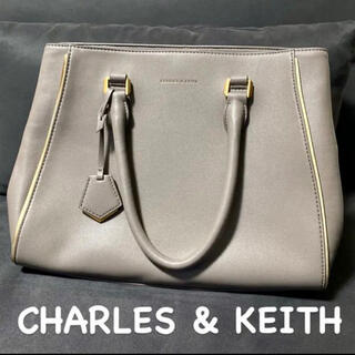 チャールズアンドキース(Charles and Keith)のチャールズアンドキース トートバッグ A4(トートバッグ)