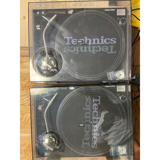Technics SL-1200 MK5Gターンテーブル テクニクス  2台(ターンテーブル)