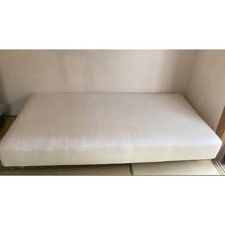 ムジルシリョウヒン(MUJI (無印良品))の無印 ベッド(シングルベッド)